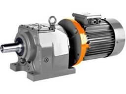 Поставка цилиндрических мотор-редукторов серии M