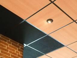 Потолочные панели Rockfon Ligna