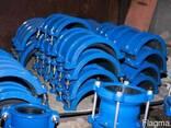 Пожарные гидранты, задвижки чугунные, запорная арматура - фото 5