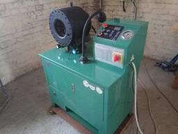 Пресс гидравлического рукава и токарный станок