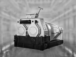 Пресс валковый для брикетирования угля ПБВ-24М