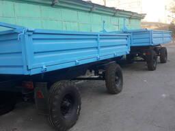Прицеп 2ПТС-4-793A-03 предназначен для перевозки сельскохозя
