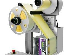 Принтер-аппликатор этикеток промышленный датер