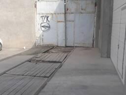 Продается промышленная территория возле круга Джамий со своей тупиковой железнодорожной ве