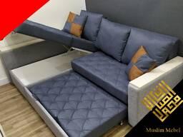 Продам диван еврокнижка раскладной с бесплатной доставкой