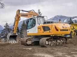 Продам Гусеничный Экскаватор / Truck Type Excavator Libherr R920