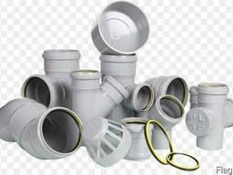 Продам пластмассовый трубы и фитинг