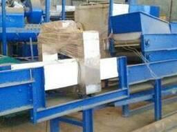 Продаётся Оборудование по переработке и мытья ПЭТ бутылок