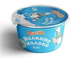 Продукт сгущенный с сахаром на молочной основе « Милкино молоко » 8,5%