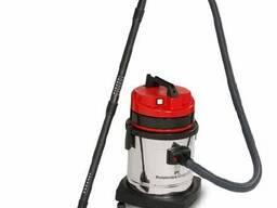 Профессиональный пылесос для сухой и влажной уборки на 26 л