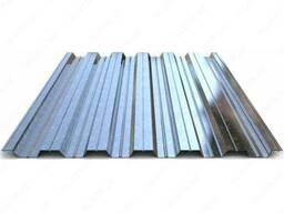 Профнастил из оцинкованной стали, толщина 0,5 мм