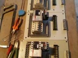 Производим сборку электрощитов по схемам заказчика