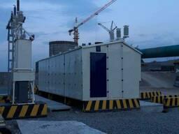 Производство/строительство подстанций 6-110кВ.