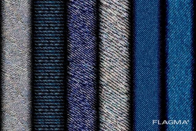 Производство тканей деним (джинса)