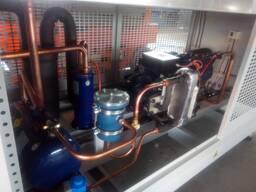 Промышленное холодильное и морозильное оборудование!