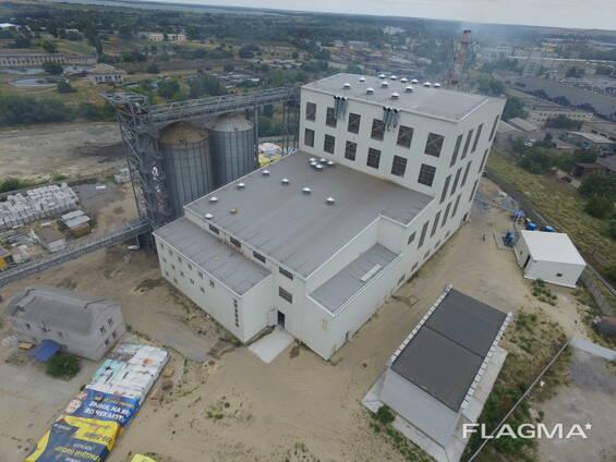 Промышленные электростанции