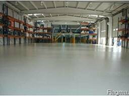 Промышленные полы, топпинги, бетонные полы, наливные полы