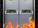 Противопожарные двери -Стальные двери - фото 2