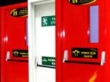 Противопожарные двери -Стальные двери - photo 3