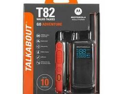 Радиостанция Motorola Talkabout T82