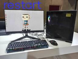 РАСПРОДАЖА! Новый Игровой Компьютер. Дешево с гарантией от магазине.