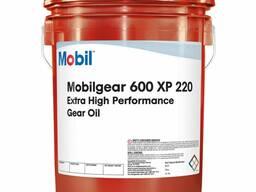 Редукторные масла MOBILGEAR 600 XP 100, 150, 220, 320, 460, 680
