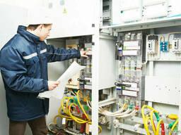 Ремонт промышленного оборудования, приборов электроники.