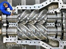 Ремонт винтового воздушного компрессорного оборудования