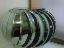 Roof turbine турбовент дефлектор роторный вентилятор вытяжно