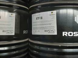 Роснефть Трансмиссионное масло ТНК ATF lll в наличии оригинал