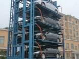 Роторная парковка наземного типа - фото 3