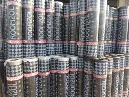 Рубероид фольгоизол битум