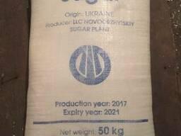 Сахарный песок. Производства Россия , Украина , Казахстан