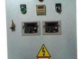 Сборка электрощитов на базе частотного преобразователя