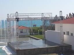Алюминиевая Сцена Ферма и комплектующие / stage systems