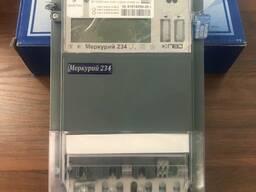 Счетчики электроэнергии Меркурий 234