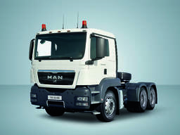 Седельный тягач MAN TGS 26.400 4x2 BLS (ADR)