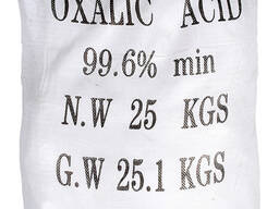 Щавелевая кислота