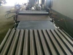 Шифера полимерного производственная линия - фото 4