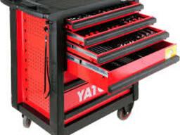 Шкаф для сервисного инструмента с инструментами
