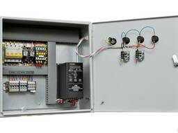 Шкаф с частотным преобразователем 0,75kw-700kw