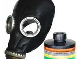 Шлем-маска «ШМП» в комплекте с коробкой А2В2Е2К2P3 соединение RD40