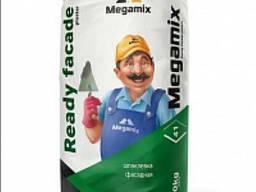 Шпаклевка фасадная Megamix 20KG