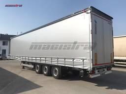Шторный Полуприцеп Schmitz Cargobull Mega Varios