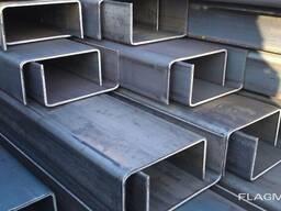Швеллер стальной в ассортименте