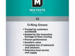 Силиконовая пластичная смазка Molykote 55 O-Ring Grease,1кг