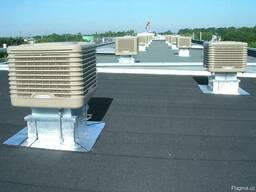 Система вентиляции и охлаждения на производстве