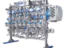Блок подготовки газа для бесконтактного газового уплотнения турбокомпрессоров
