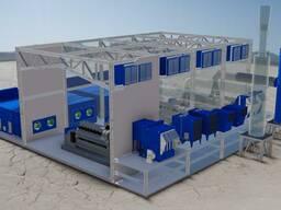 Системы вентиляции для залов: спортзалы, концертные залы - купить в Узбекистане