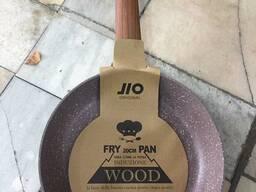 Сковорода 20см WOOD